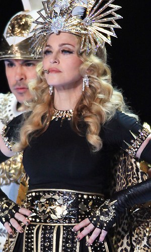 Madonna (Foto: Getty Images)