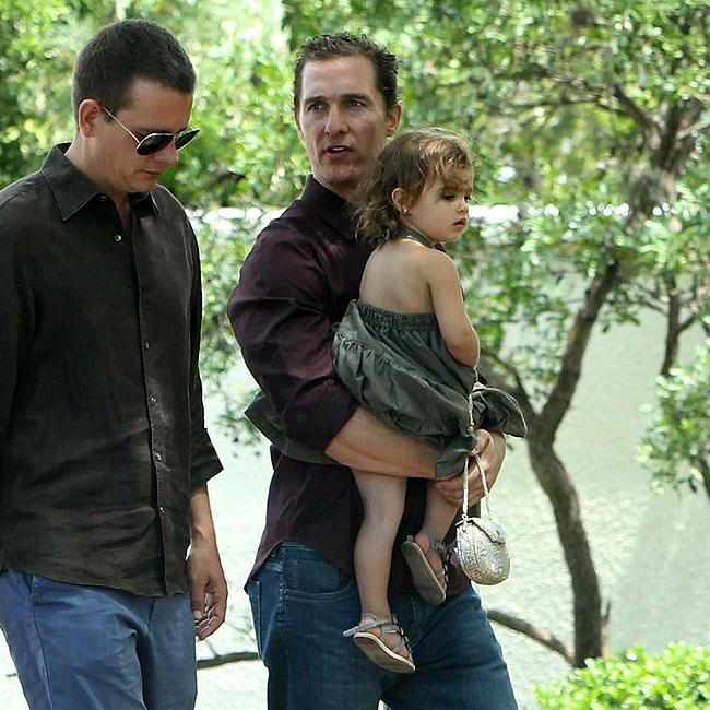 Matthew McConaughey (Foto: Grosby Group)