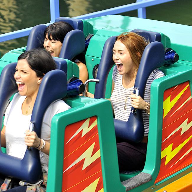 Miley Cyrus (Foto: Splash News)