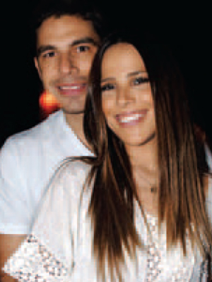 Wanessa Camargo e Marcus Buaiz (Foto: Marcelo Liso / AFBPress, Jorge Bispo (Quem))