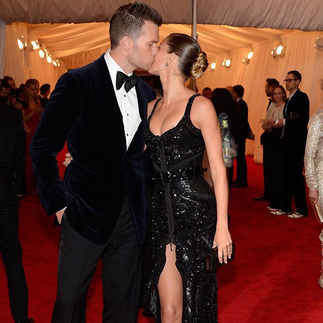 Tom Brady e Gisele Bündchen (Foto: Getty Images)