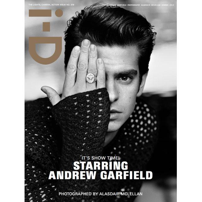 Andrew Garfield (Foto: Reprodução)