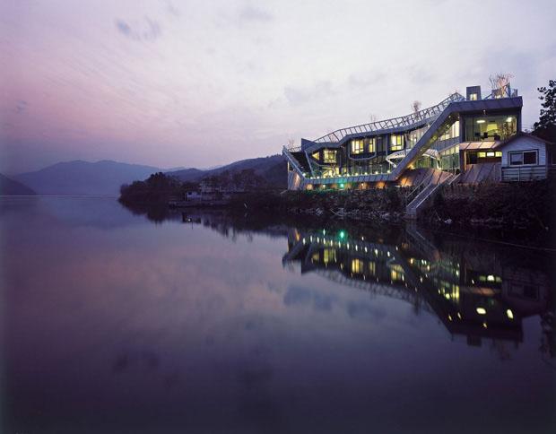casa_ilha_coreia_sul (Foto: Kim Jong Oh)