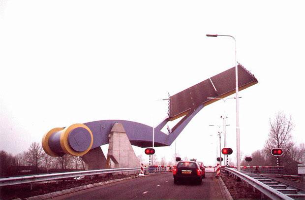 ponte_voadora_holanda (Foto: flickr)