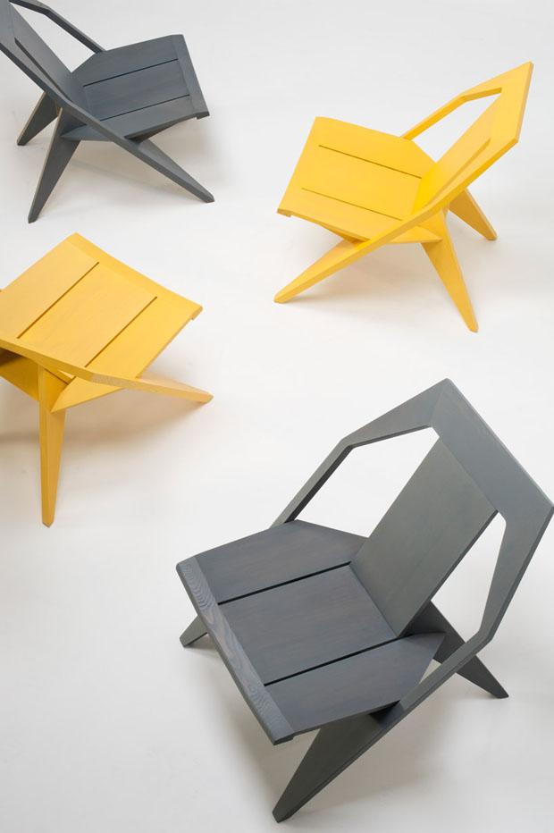 cadeira_medici_madeira (Foto: Gerhardt Kellermann)