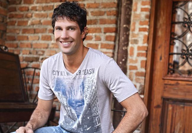 Gustavo Leão (Foto:  JOÃO AUGUSTO/ DIVULGAÇÃO)