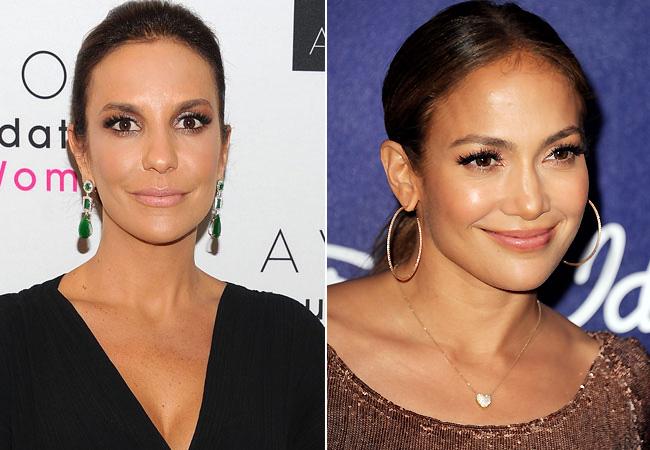Ivete Sangalo e Jennifer Lopez: Dueto? (Foto: Getty Images)