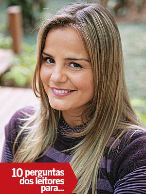 Milene Domingues (Foto: Carol Sachs)