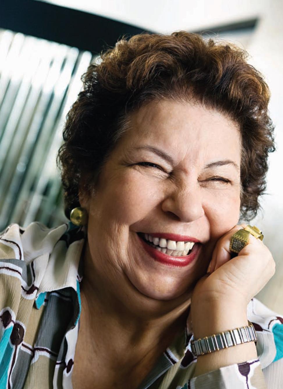 Nana Caymmi (Foto: André Arruda)
