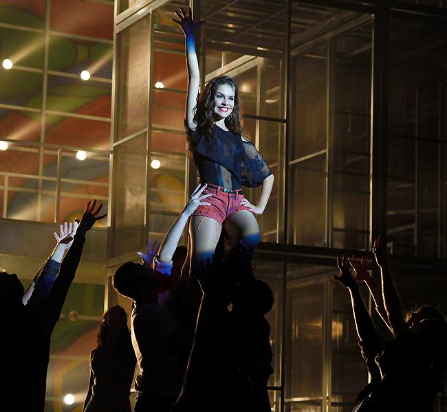 Paloma Bernardi (Foto: Anderson Oliveira/AgNews)