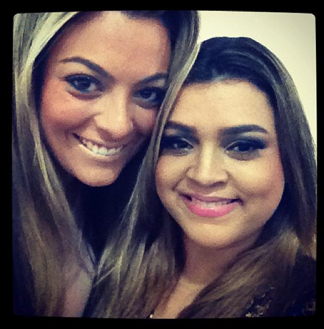 Preta Gil e Monique (Foto: Reprodução/Instagram)