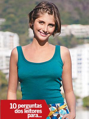 Tammy di Calafiori (Foto: Arnaldo Borensztajn)