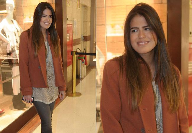 Antonia de Moraes (Foto: Francisco Cepeda/AgNews)