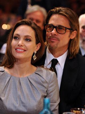 Angelina Jolie e Brad Pitt (Foto: Getty Images)