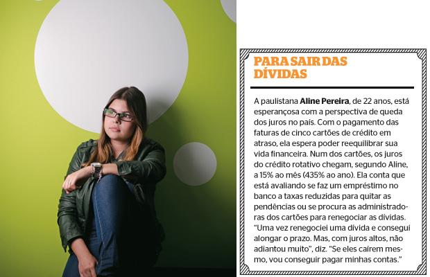 Para sair das dívidas (Foto: Letícia Moreira/ÉPOCA)