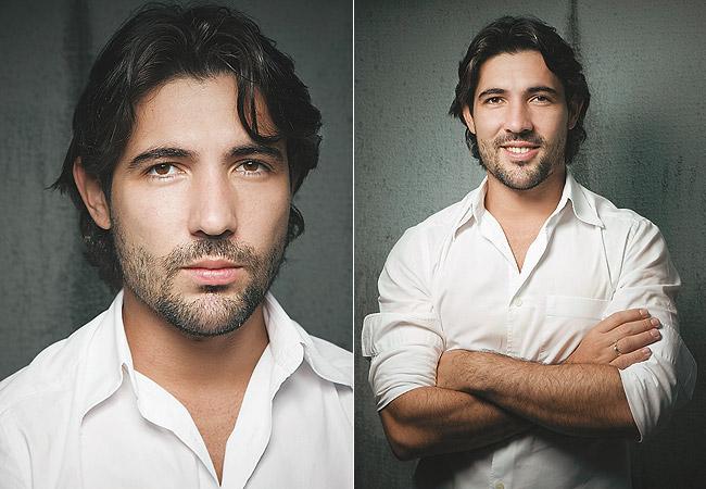 Sandro Pedroso (Foto: Marcelo Corrêa)