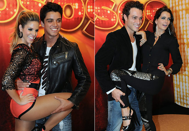 Rodrigo Simas e Fernanda Motta também estão na