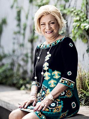 Hebe Camargo (Foto: Na Lata)