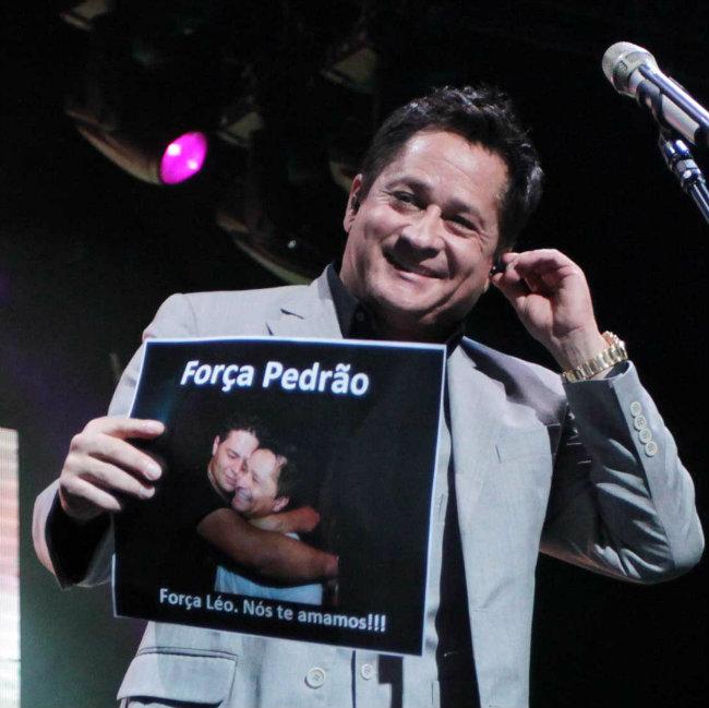 Leonardo (Foto: Orlando Oliveira/AgNews)