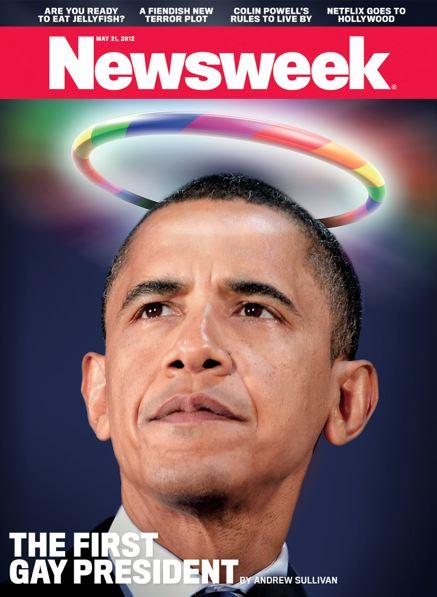 Newsweek Obama (Foto: Internet / Reprodução)