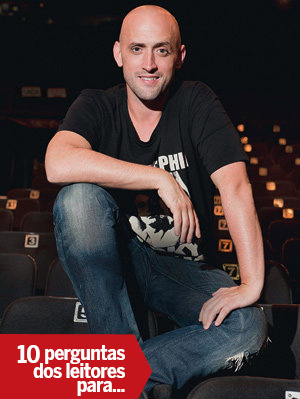 Paulo Gustavo (Foto: Arnaldo Borensztjn/Ed. Globo)