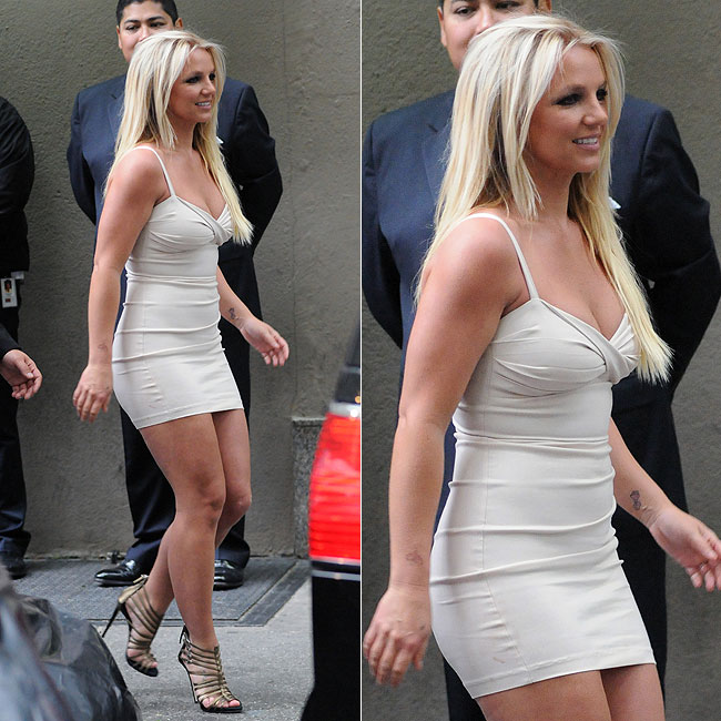 Britney Spears (Foto: The Grosby Group)