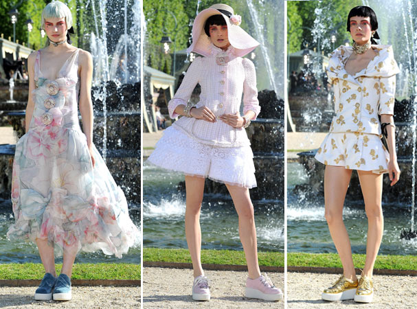 chanel tenis 2 (Foto: Getty Images)