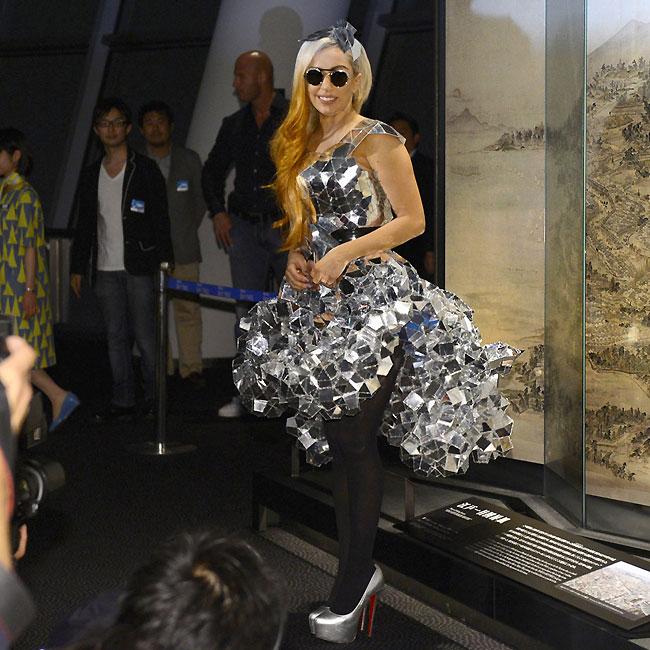 Lady Gaga (Foto: AP)
