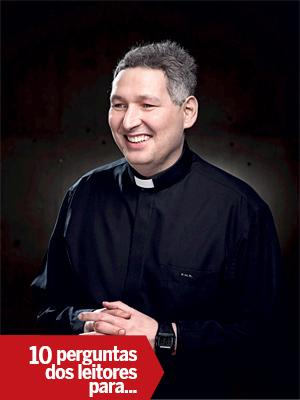 Padre Marcelo Rossi (Foto: Na lata/ Ed. Globo)