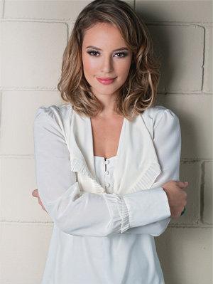 Paola Oliveira (Foto: Bruno Pavão/ED. Globo)