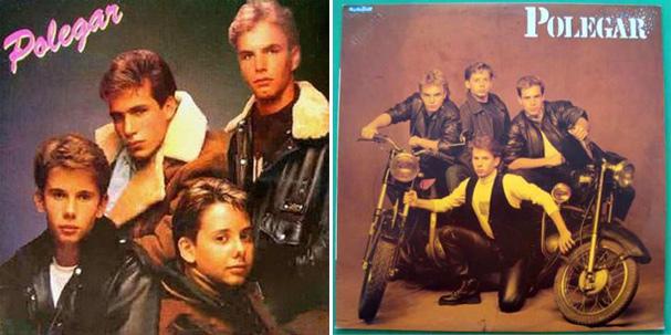 Os quatro veteranos do grupo lançado em 1989 (Foto: Reprodução)
