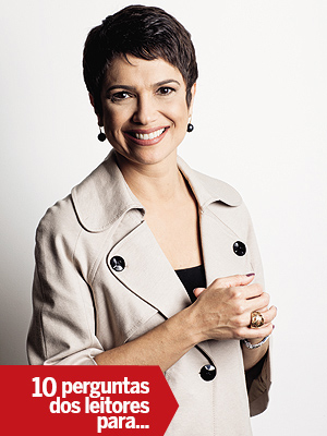 Sandra Annenberg  (Foto: Lufe Gomes/Ed. Globo)