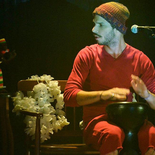Daniel Chaudon encontou o público com as canções do novo álbum