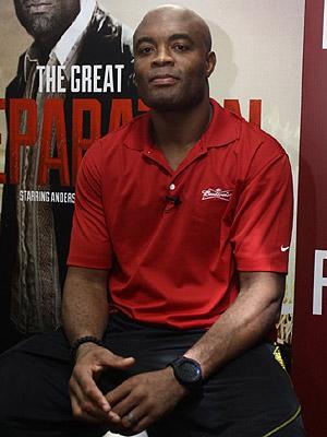 Anderson Silva (Foto: Wagner Santos/Revista QUEM)