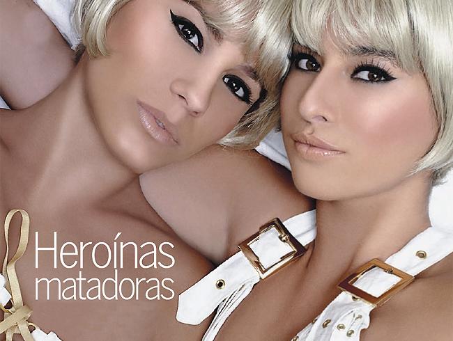 Fernanda Paes Leme e Juliana Knust (Foto: Fernando Torquatto)