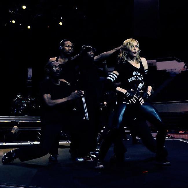 Madonna (Foto: Reprodução/Facebook)