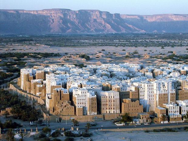 shibam_predio_argila_deserto (Foto: flickr / http://www.flickr.com/photos/42175135@N00/490306767/)
