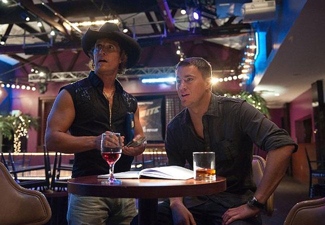 Matthew McConaughey e Channing Tatum (Foto: Reprodução)