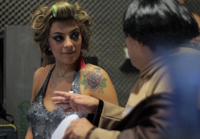 Monique Amin (Foto: Fred Pontes/Divulgação)