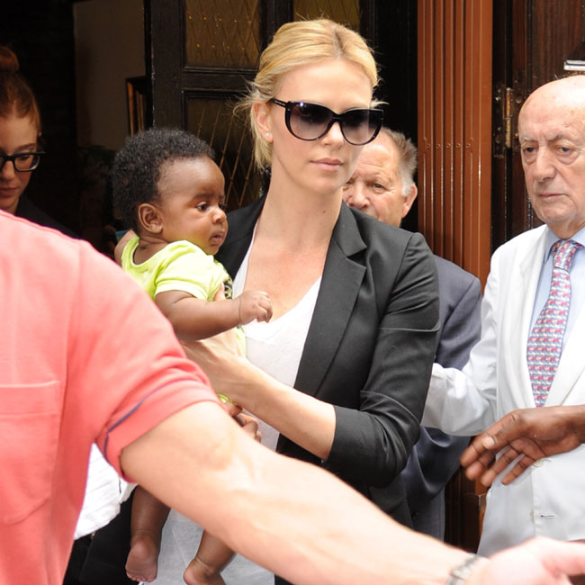 Charlize Theron (Foto: Grosby Group)