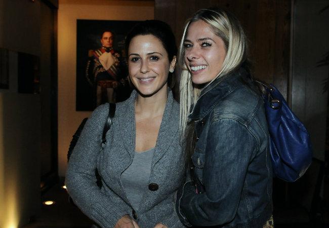 Guilhermina Guinle e Adriane Galisteu (Foto: Francisco Cepeda/AgNews)