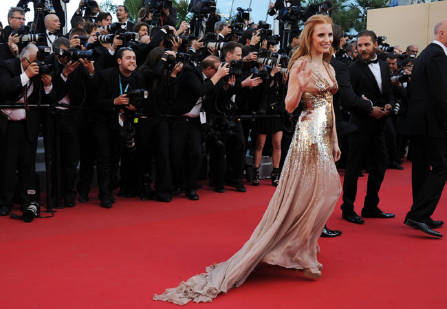 Jessica Chastain (Foto: Getty Images )