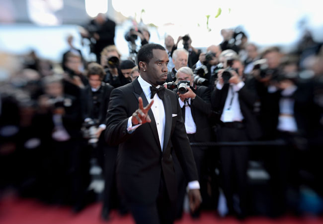 Sean Combs, o Puff Daddy (Foto: Getty Images)