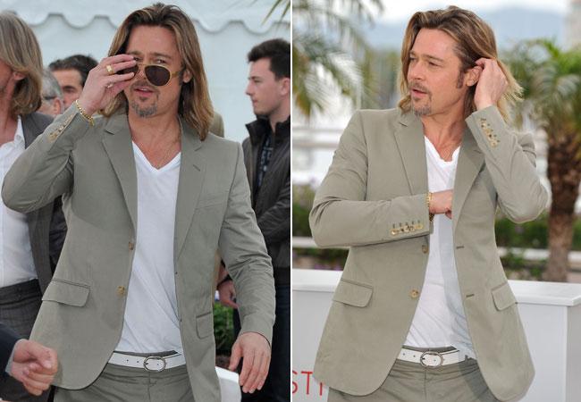 Brad Pitt (Foto: Getty Images)
