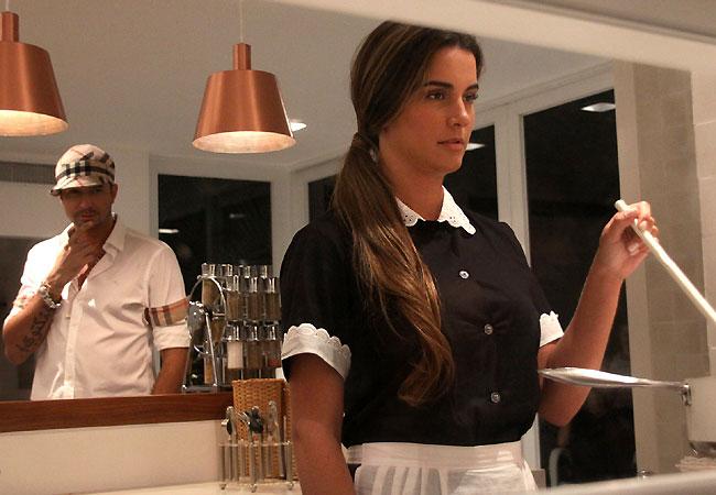 Laisa Portela resolveu seguir a carreira de atriz (Foto: Divulgação)
