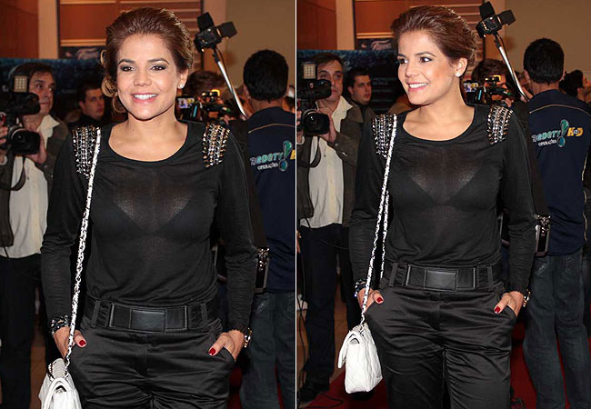 Nívea Stelmann (Foto: Orlando Oliveira/AgNews)