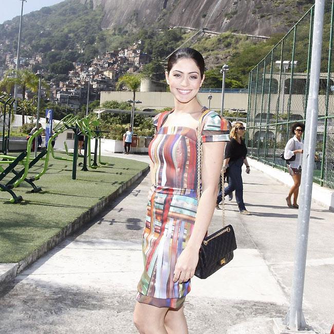 Carol Castro (Foto: Felipe Assumpção/AgNews)