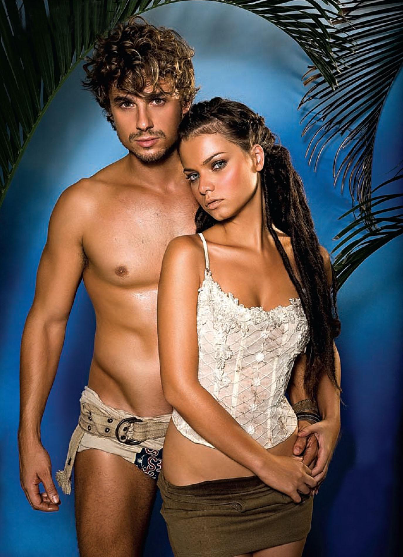 Milena Toscano e Daniel Erthal (Foto: Fernando Torquatto)