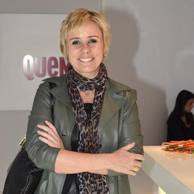 Giulia Gam (Foto: Fabio Cordeiro/Revista QUEM)