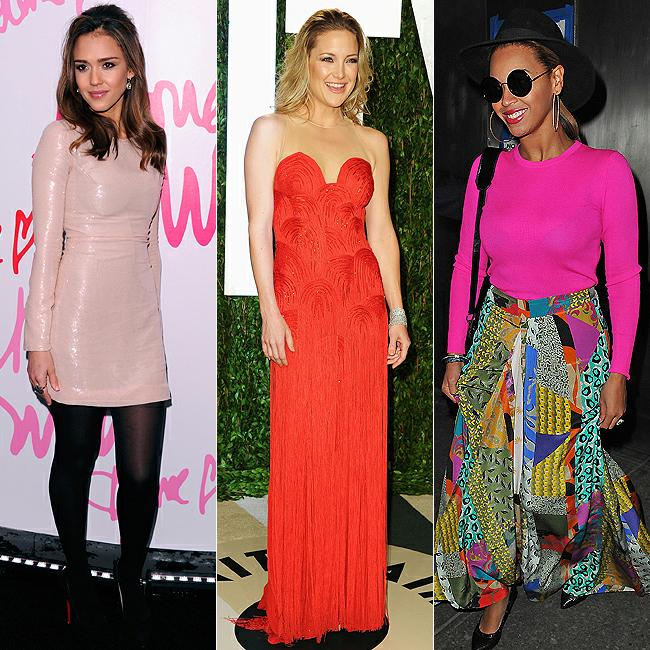Para saber os segredos e Jessica Alba, Kate Hudson, Beyoncé e outras celebridades vá para o final da matéria depois de acompanhar as dicas dos especialistas! (Foto: Getty Images)